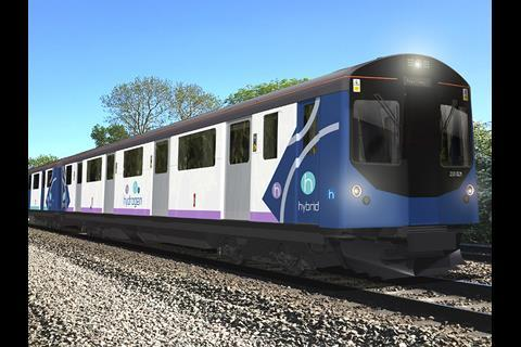 Fuel cell proof-of-concept train to be tested | News